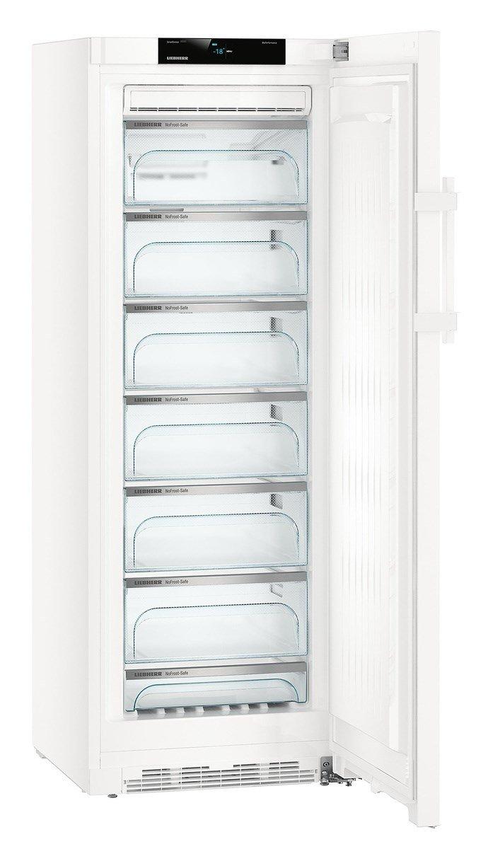 Liebherr GNP 3755 Premium NoFrost Independiente Vertical Blanco ...