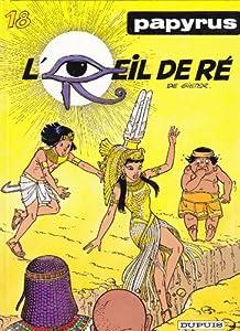 """Afficher """"Papyrus n° 18 L'Oeil de Ré"""""""