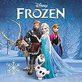 Disney Frozen Official 2015 Calendar