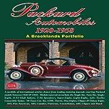 Packard Automobiles, 1920-1958, R. M. Clarke, 1855209217