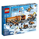 LEGO City Arctic Base Camp 60036 Building Toy (Discontinued by...