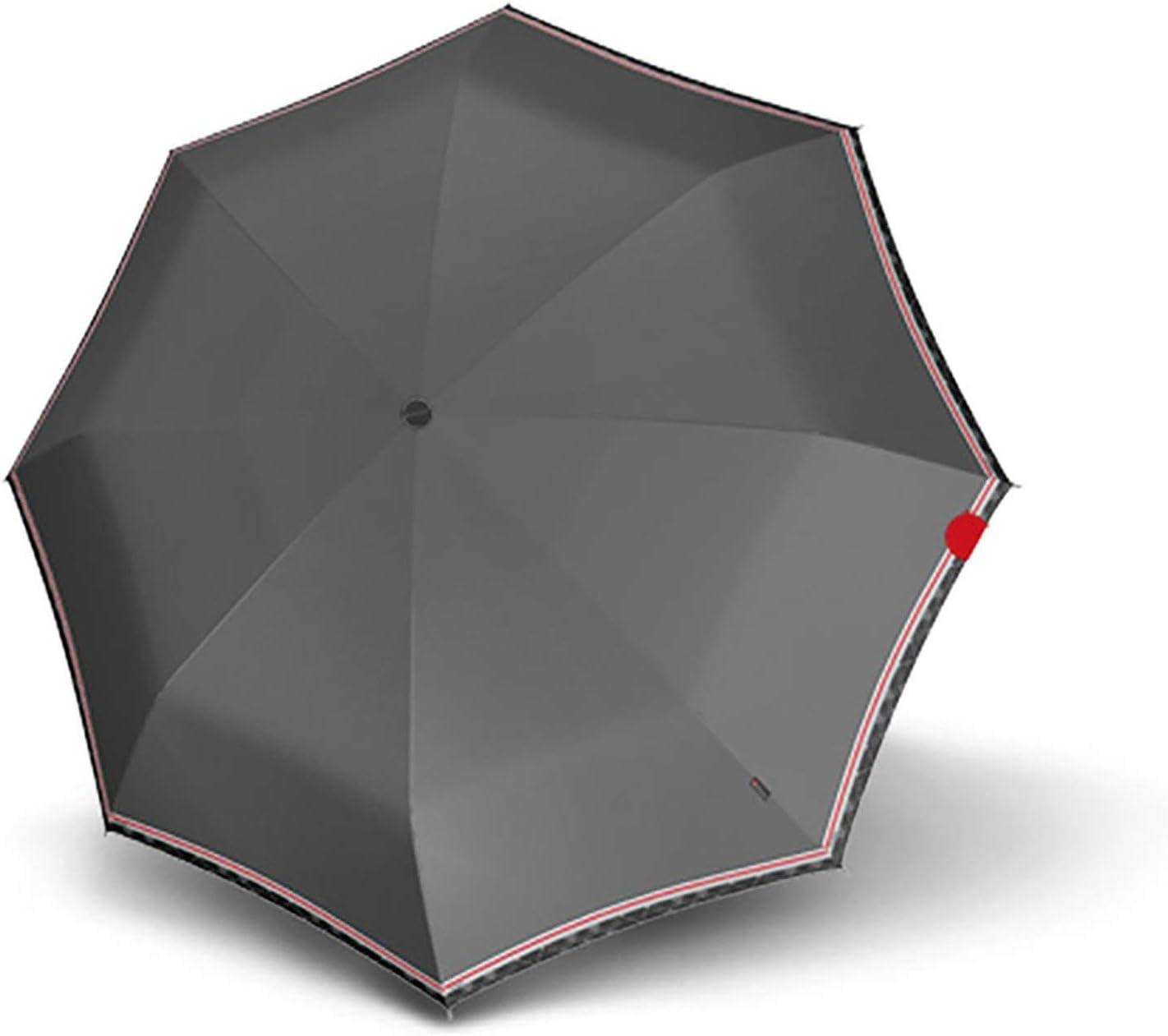 Beige Knirps T.010 Small Manual Parapluie Pliant 23 cm Dot Art Taupe