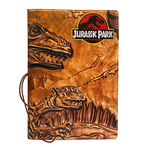 Passport Cover with Jurassic Park Pattern for (Park Pattern)