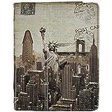 Danielle Enterprises World Travel Vintage Tablet Case, New York