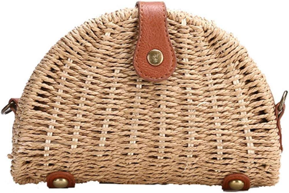 Bohemian Straw Bags Summer...