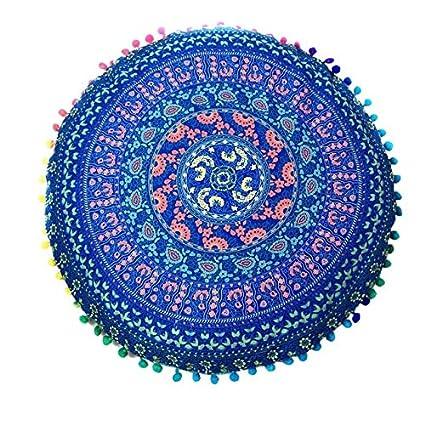 HXLF Nuevo Caliente Cómodo Multifuncional Mandala India ...