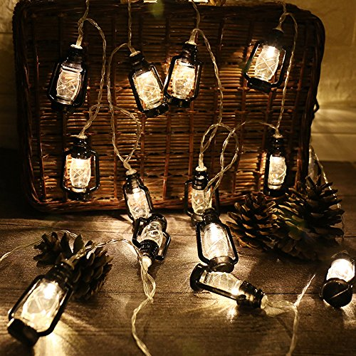 Electric Garden Lantern Lights