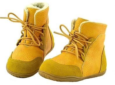 Winterschuhe Kinder Schneestiefel Jungen Winterstiefel Mädchen Stiefeletten Warme Gefüttert Kinderschuhe Sneaker Outdoor Winter Stiefel Wasserdicht