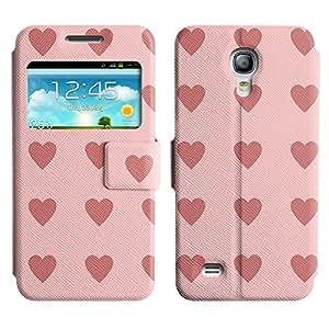 LEOCASE patrón increíble Funda Carcasa Cuero Tapa Case Para Samsung Galaxy S4 Mini I9190 No.1006729