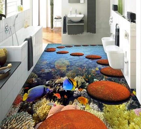 3d Teppich Badezimmer