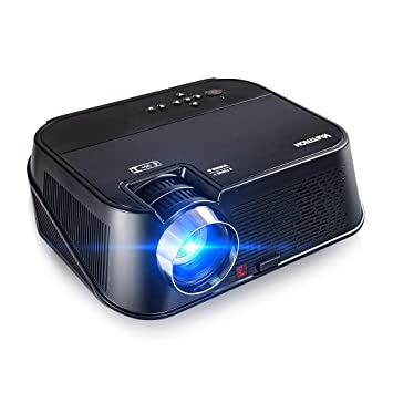 Amazon.com: Vasttron Native 720P Proyector para escritorio ...