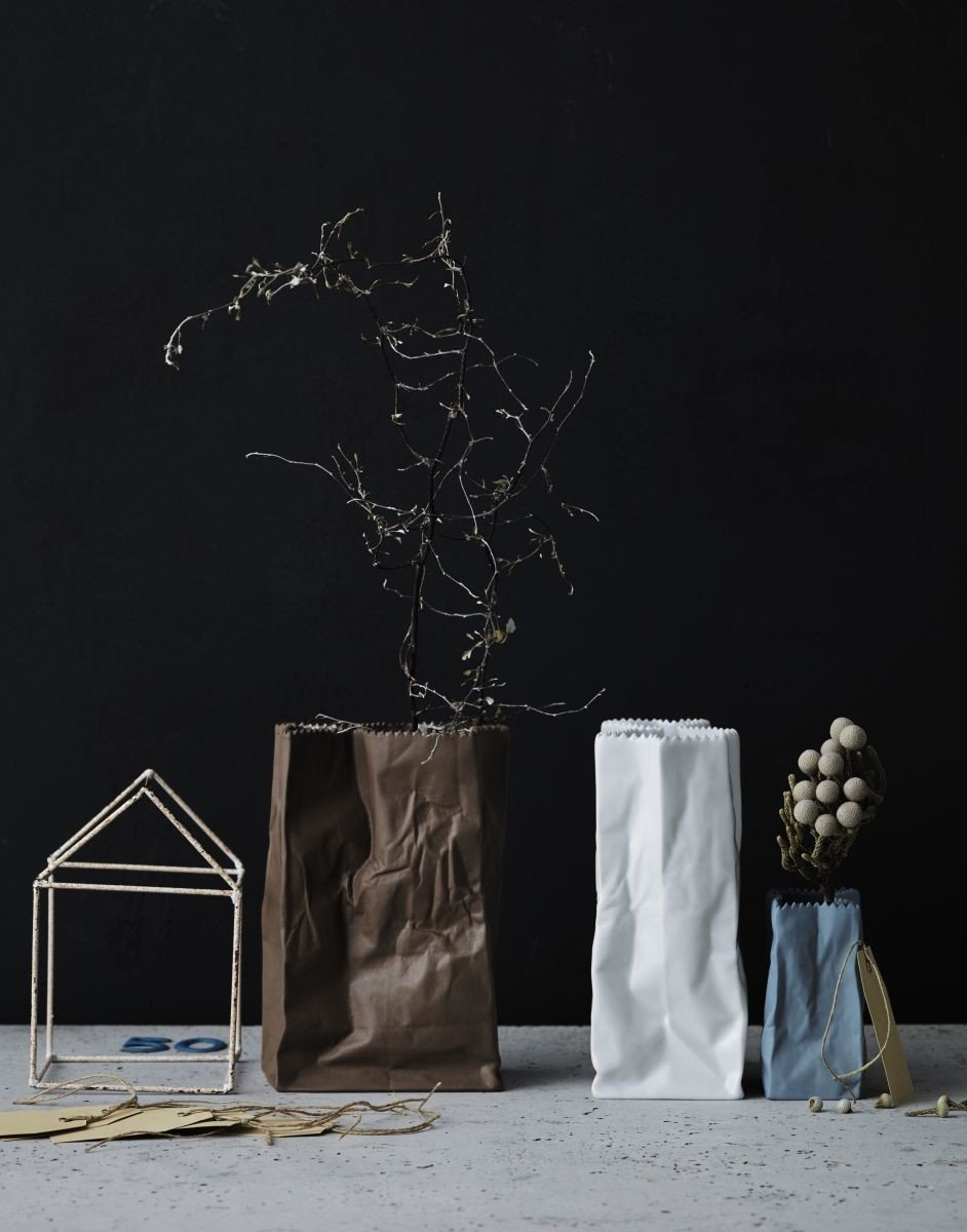 Rosenthal Bag Vase Macaroon 18 cm by Rosenthal (Image #4)