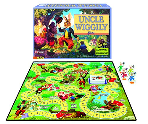 uncle wiggily board game - 1