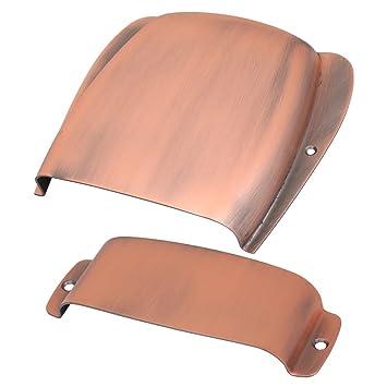 Pickup Cover Stahl Protector für Jazz Bass E Bass Ersatz