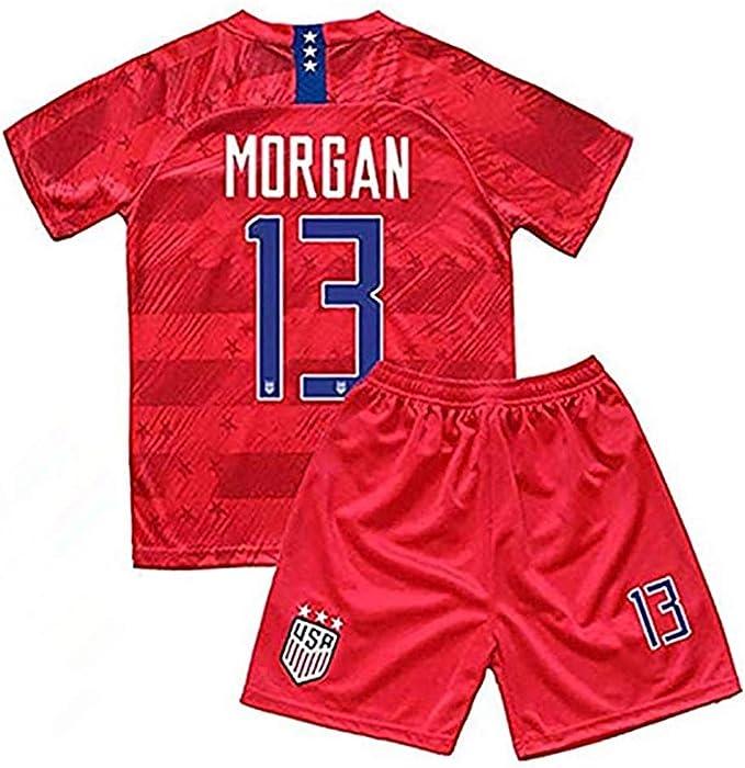 alex morgan soccer jersey