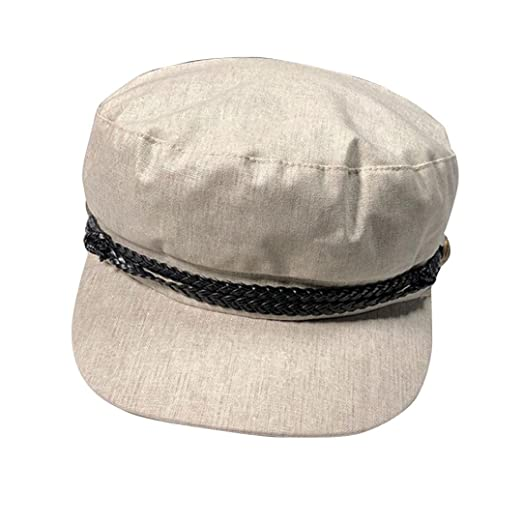 01e15b76 Image Unavailable. Image not available for. Color: Women's Cap, Limsea Fashion  Girls Octagon Cap Newsboy ...