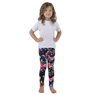 Gossip Rag d20 Dice Kid's Leggings Child Larp