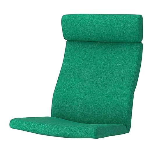 Ikea 103.976.27 - Cojín para Silla, Color Verde Brillante ...