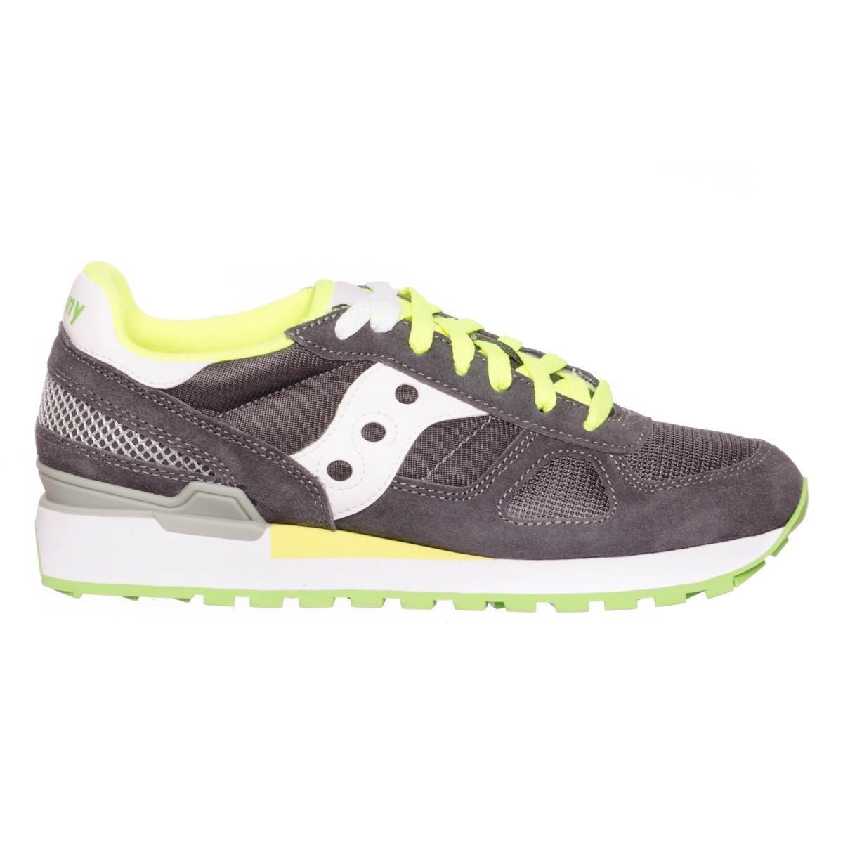 Saucony Shadow Original - Zapatillas de Running para Asfalto Unisex adulto 46.5 EU|Gris oscuro