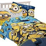 Despicable Me Minions ''Mishap'' Full Comforter Set