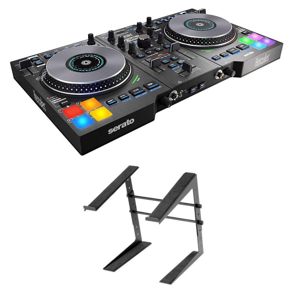 Hercules 4769250 DJControl Jogvision Plus Laptop Stand