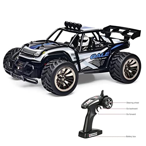 Amazon Com Tecesy Rc Cars 1 16 Electric Off Road Truck Big Feet Car