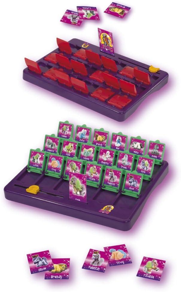 Simba 105958882 Filly - Juego de adivinar personajes [Importado de Alemania]: Amazon.es: Juguetes y juegos