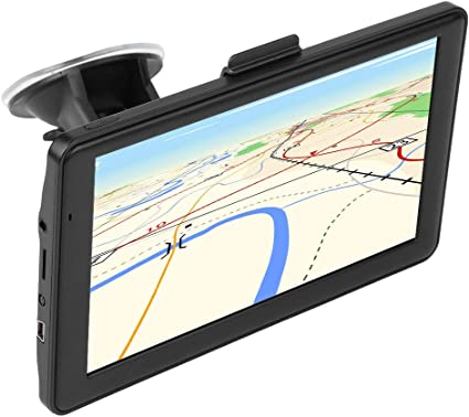 Keenso - Navegador GPS de coche con pantalla táctil universal HD de 7 pulgadas para camión de coche: Amazon.es: Coche y moto
