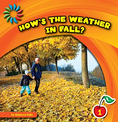 How's the Weather in Fall? (21st Century Basic Skills Library: Let's Look at (Halloween Color By Numbers Addition)