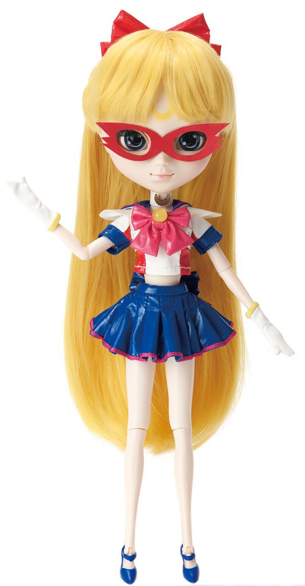 Pullip Sailor Moon Sailor V (Sailor V) P-156 about 310mm ABS-painted action figure by Groove