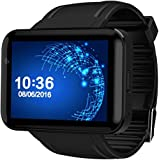 DM98 Bluetooth Smart Watch 2.2 inch Android OS 3G Smartwatch Phone MTK6572 Dual Core 1.2GHz