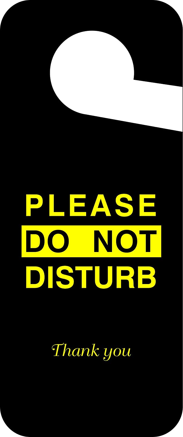 EMFURE Home Decor Office Kitchen Welcome Sign 10 Pack - Do Not Disturb Door Hanger - Talking and at The Meeting Sing - in Session - Do Not Pay More 10 Pack