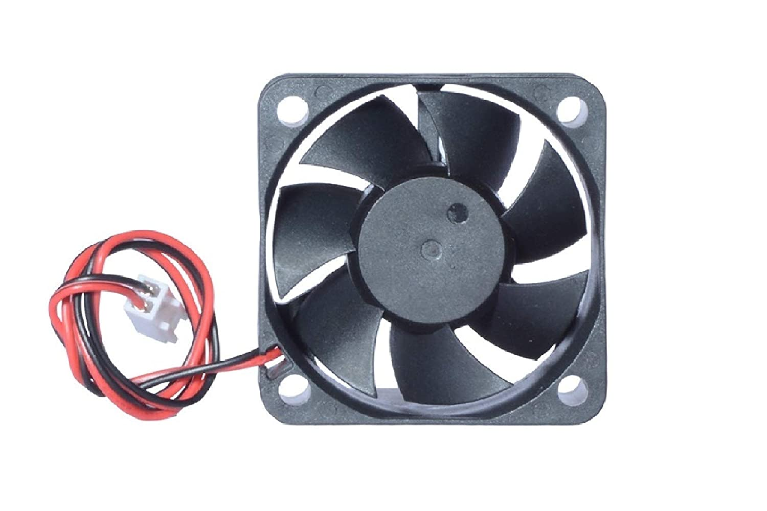 MAA-KU DC5020 Small Axial Case Cooling Fan. SIZE(5x5x2cm), SUPPLY VOLTAGE :  12VDC: Amazon.in: Computers & Accessories