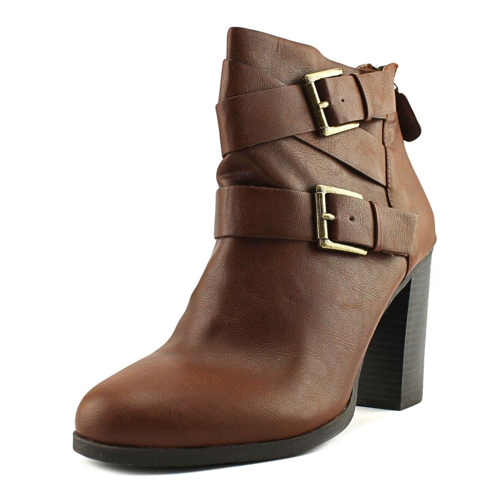 Style & Co. Womens Royy Closed Toe Ankle Fashion Boots, Chestnut, Size 11.0