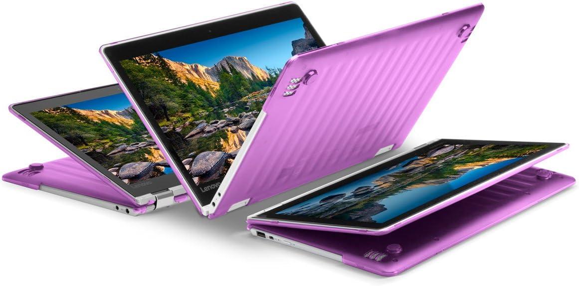"mCover iPearl Hard Shell Case for New 13.3"" Lenovo Yoga 720 (13) Laptop (Purple)"