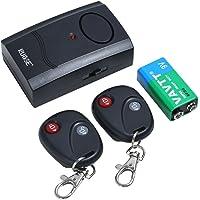 Rupse Inalámbrico Alarma Antirrobo de Vibración de Seguridad