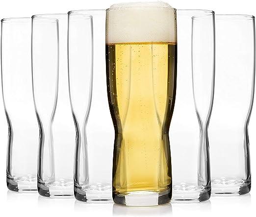 0,2 l Set da 6 Pezzi Diebels Pils Bicchieri da Birra
