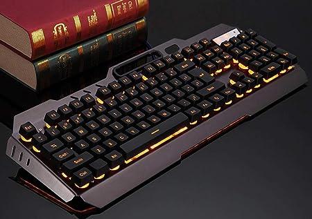 Teclado Juego de ratón y almohadilla de teclado for juegos de ...