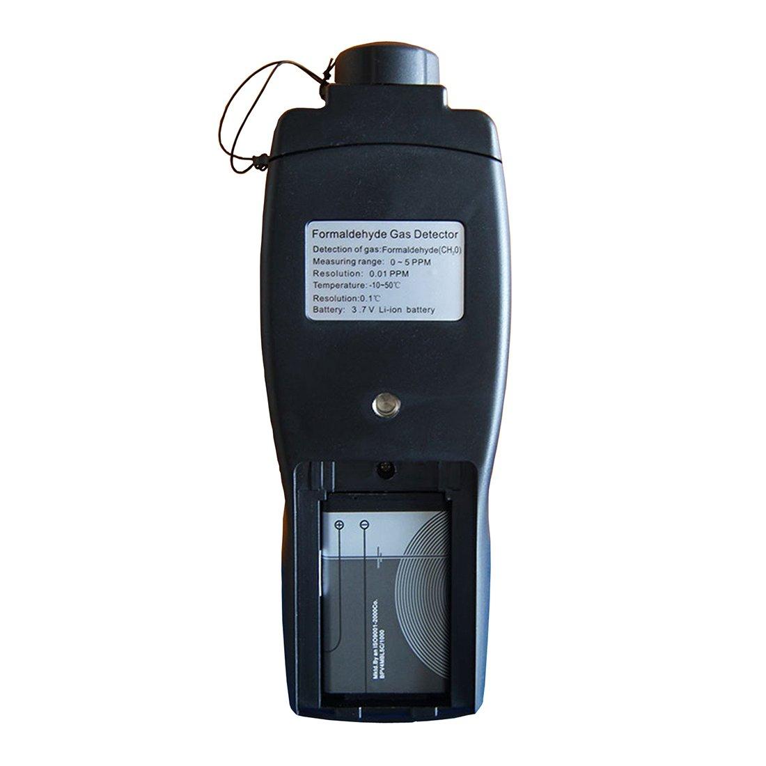 Detector de formaldehído químico de mano para uso doméstico, equipo de pruebas de calidad de aire interior AR8600: Amazon.es: Bricolaje y herramientas