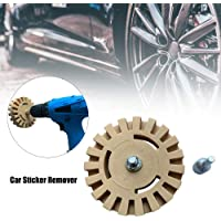 4inch Car Wheel Decal and Sticker Remover Car Tyre Polishing Wheel
