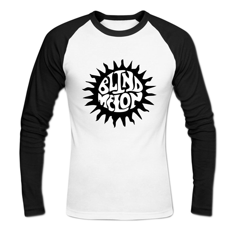 Blind Melon Mens Baseball Shirts