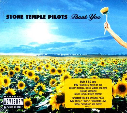 stone temple pilots thank you cd covers. Black Bedroom Furniture Sets. Home Design Ideas