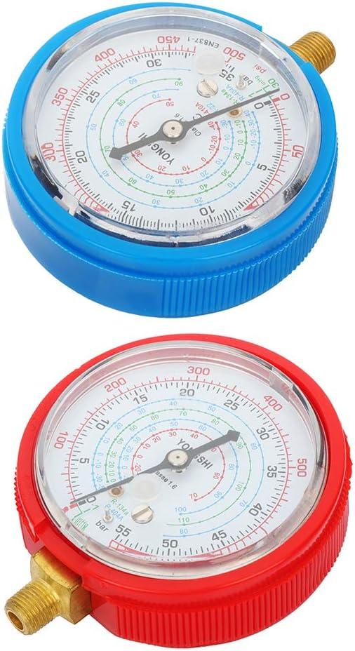ANPART Manifold Gauge R404A,R134A,R22,R410A Refrigeration Air Conditioning HVAC AC Tools