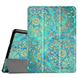 Fintie Samsung Galaxy Tab S2 9.7 Case - Ultra Lightweight Protective Slim Shell Stand Cover with Auto Sleep/Wake Feature for Samsung Galaxy Tab S2 9.7 Inch Tablet, Shades of Blue