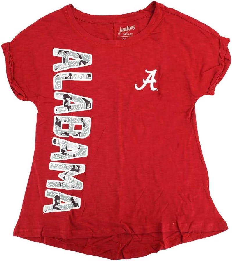 OuterStuff Alabama Crimson Tide NCAA Toddler Red Supernova T-Shirt