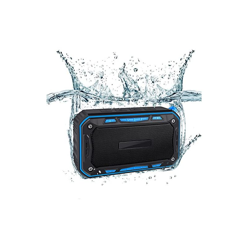 Zebre Waterproof Bluetooth 4.1 dustproof