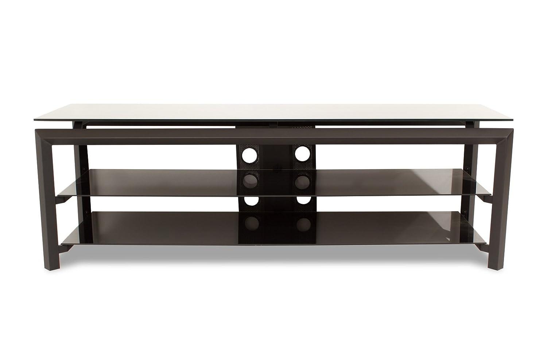 Amazoncom TechCraft HBL60 60Inch Wide Flat Panel TV Stand Black