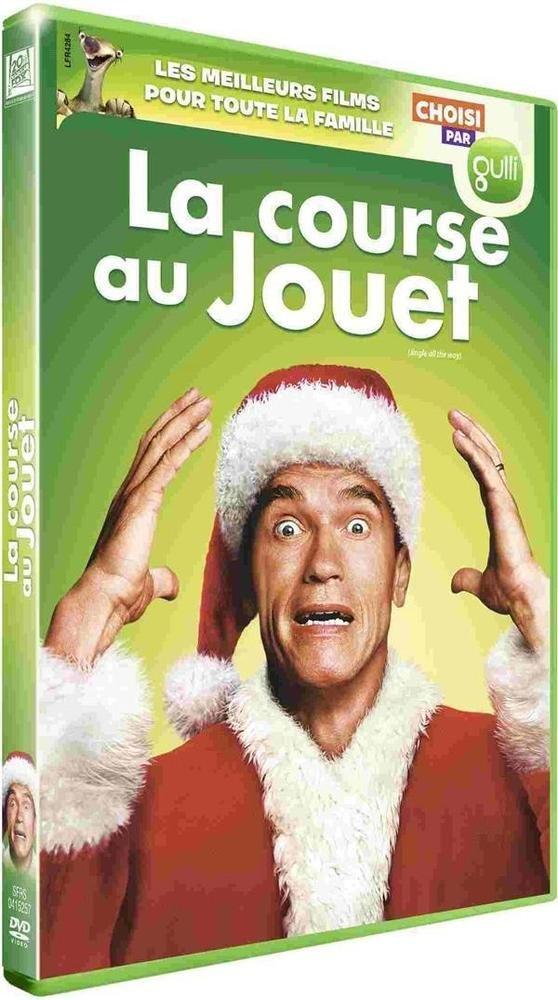 La Course au jouet [Francia] [DVD]: Amazon.es: Arnold Schwarzenegger, Sinbad, Phil Hartman, Rita Wilson, Robert Conrad, Brian Levant: Cine y Series TV
