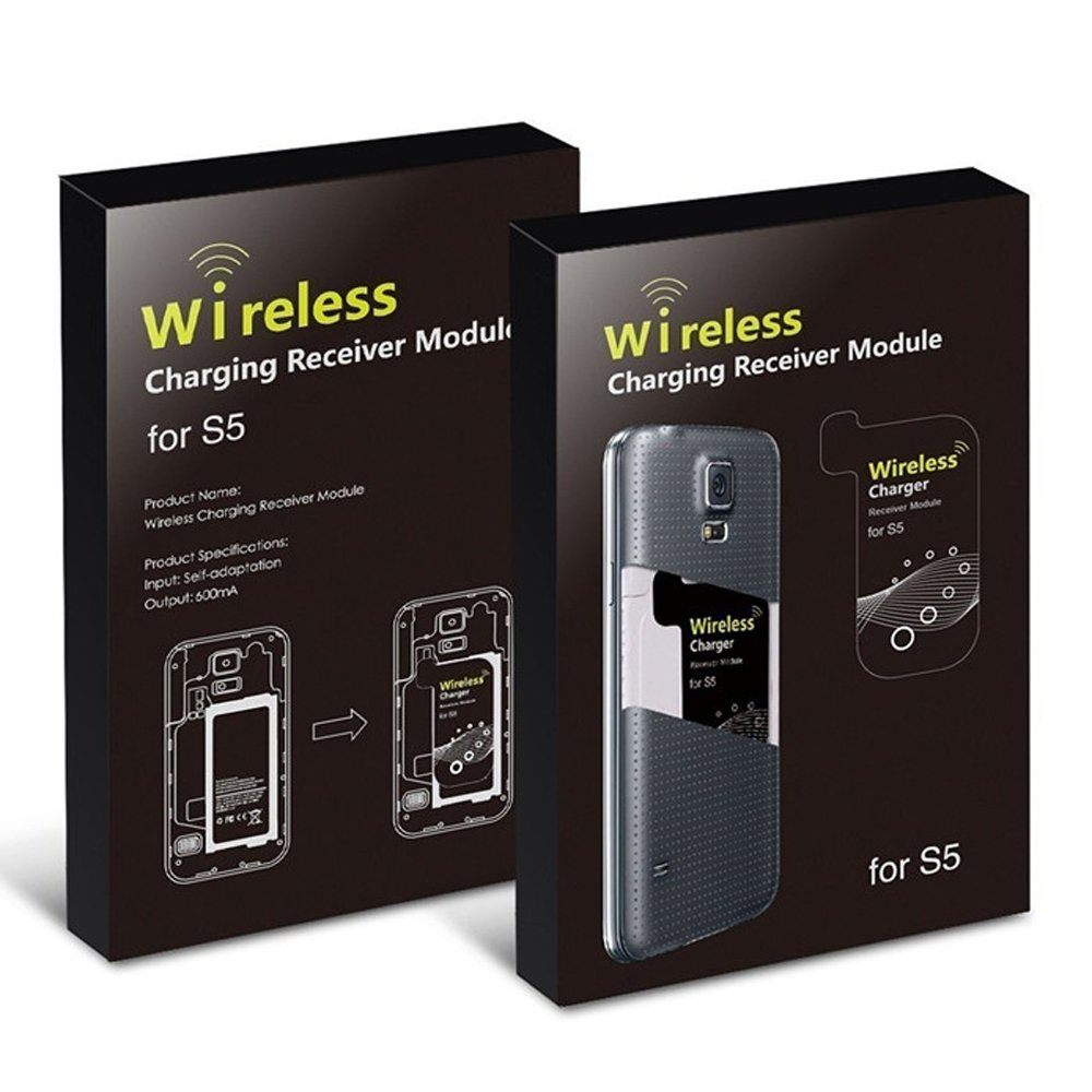 Amazon.com: Módulo de receptor de carga inalámbrica estándar ...