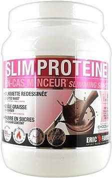 Eric Favre Slim - Proteína para adelgazar (500 g): Amazon.es ...